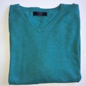 J Crew Cotton/Cashmere Sweater